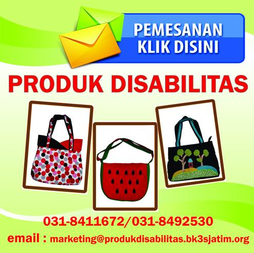Produk Disabilitas BKKKS Prov. Jatim