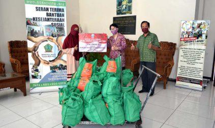 Perhatian Penuh pada Pandemi, BKKKS Jawa Timur Alihkan Porsi Kegiatan ke Bantuan
